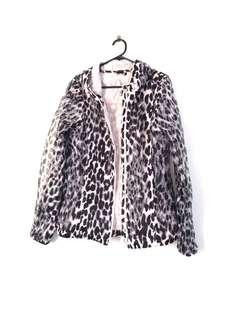 Leopard jacket by LJ
