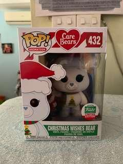 FUNKO POP Christmas Wishes Bear #432