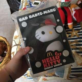 Hello kitty McDonald's soft toy