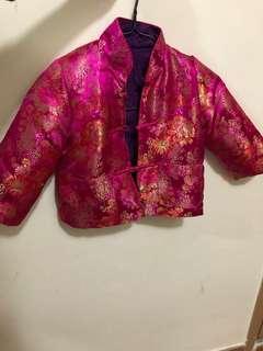 女童中國服