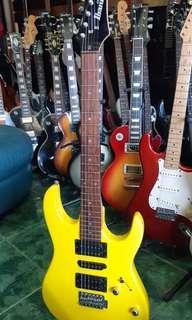 Electric guitar gio ibanez