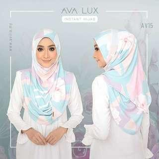 Ava Lux Instant Hijab (PO)