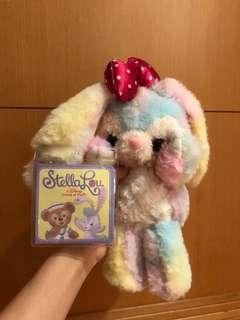 🚚 彩虹達菲兔✨