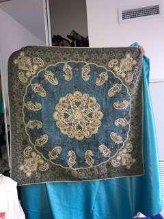 Table cloth from Dubai originally $400