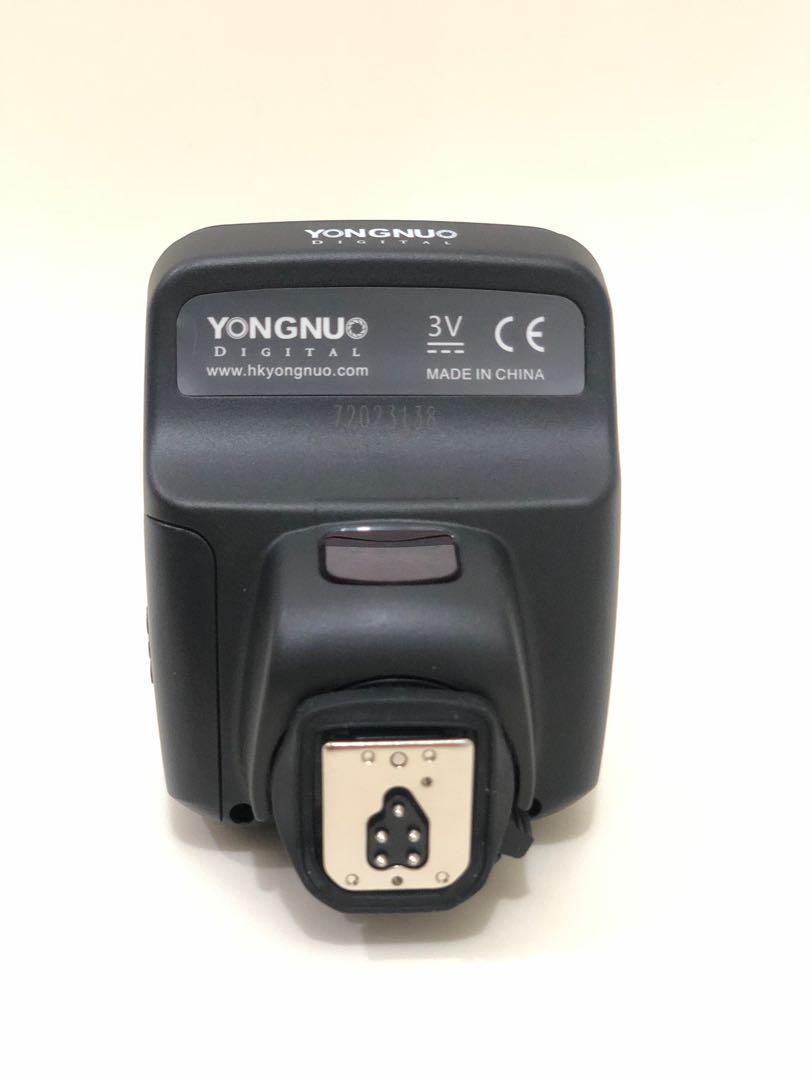 95% 新 Yongnuo 永樂 YN-E3-RT Speedlite Transmitter Canon