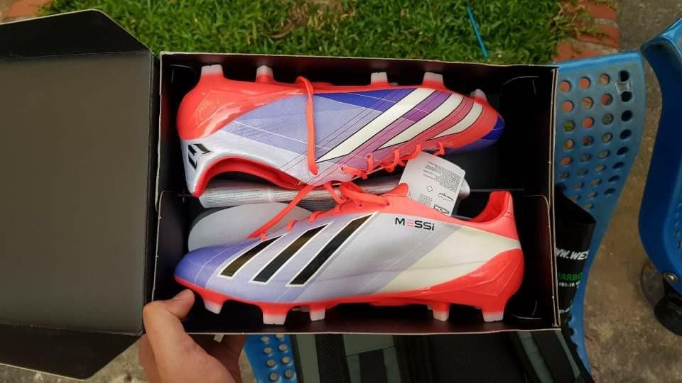 4930284c9a7 Adidas Adizero F50 Messi edition