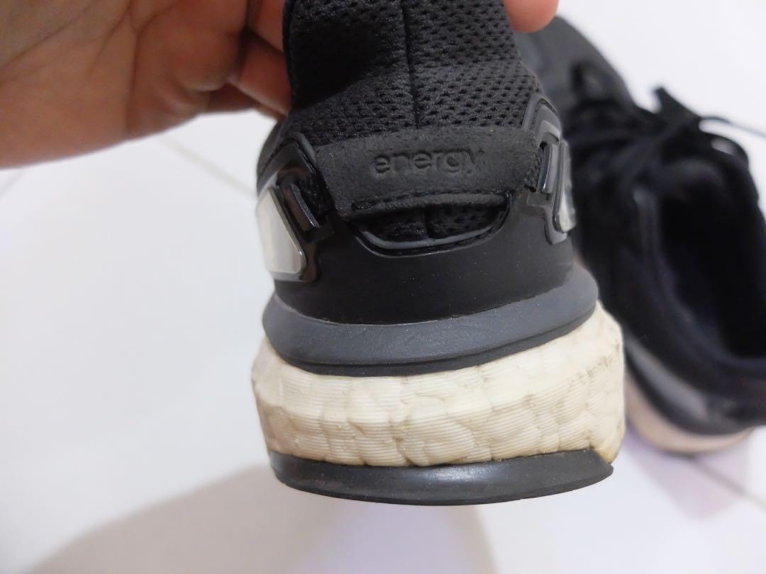 ab3f89cb7 Adidas Energy Boost Original Women 39 Sneakers Sepatu Lari Hitam Black