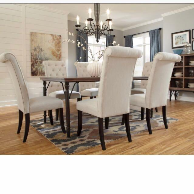 Ashley Dining Table Set Furniture, Ashley Dining Room Tables