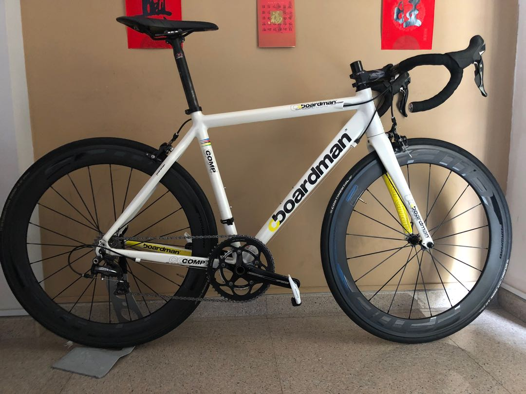 0cd5cb740fc Boardman comp road bike, Bicycles & PMDs, Bicycles, Road Bikes on ...