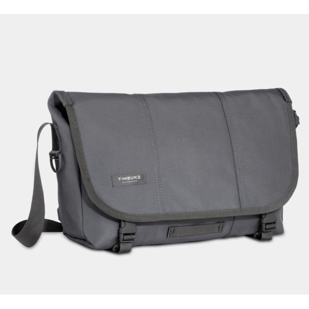 f49af4e44b SALE! Brand New Timbuk2 Classic Messenger Bag Size S (Gunmetal ...