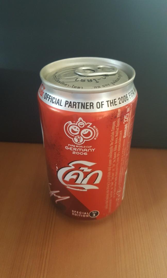 Coke can . Wayne Rooney
