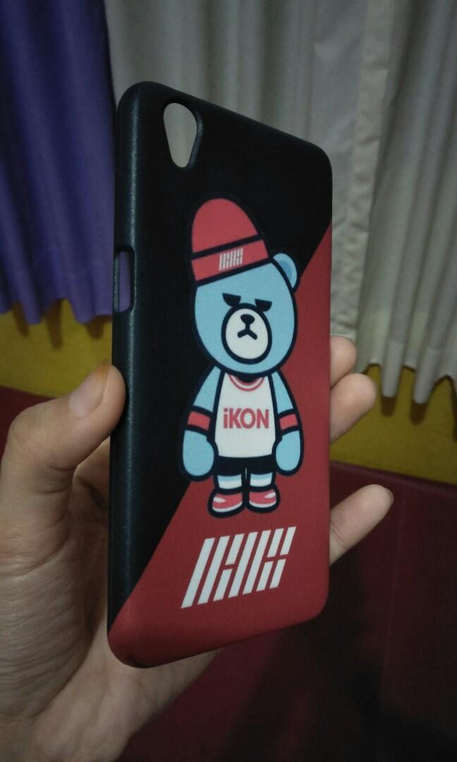 [DIJUAL BARU] Hardcase 3D iKON Krunk Bear Edition