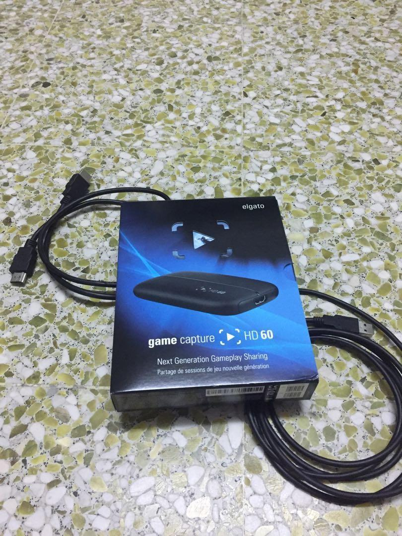Elgato Game Capture HD60, Electronics, Computer Parts