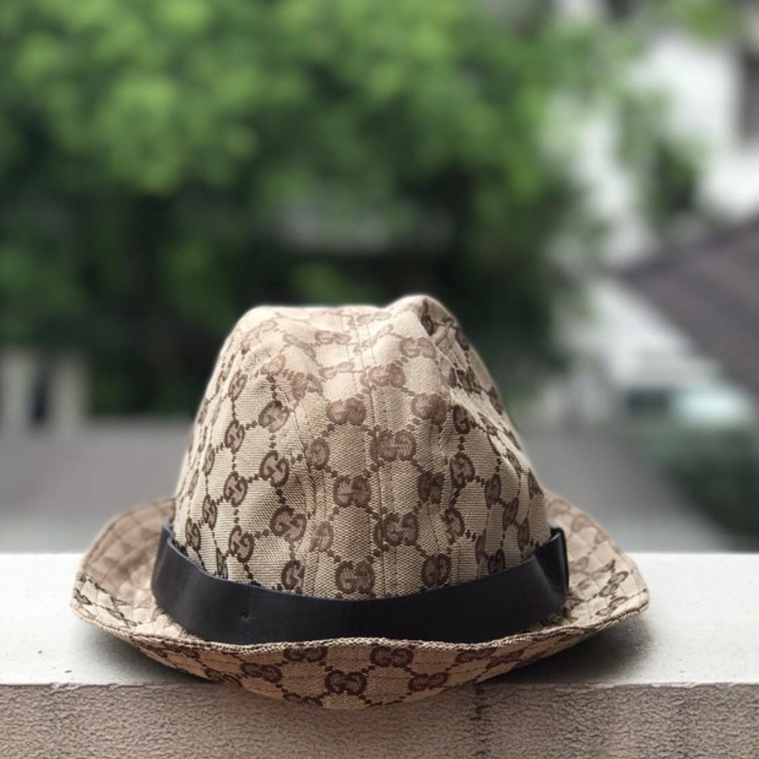 422016c720838d Gucci GG Canvas Bucket Hat #maups4, Men's Fashion, Men's Accessories ...