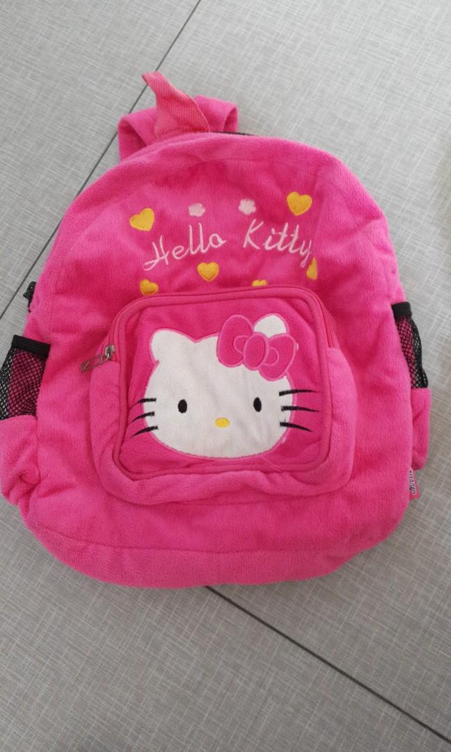 6aa67b1793 Hello Kitty pre school bagpack