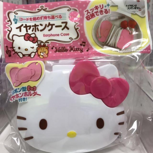 Hello Kitty Earpiece Case