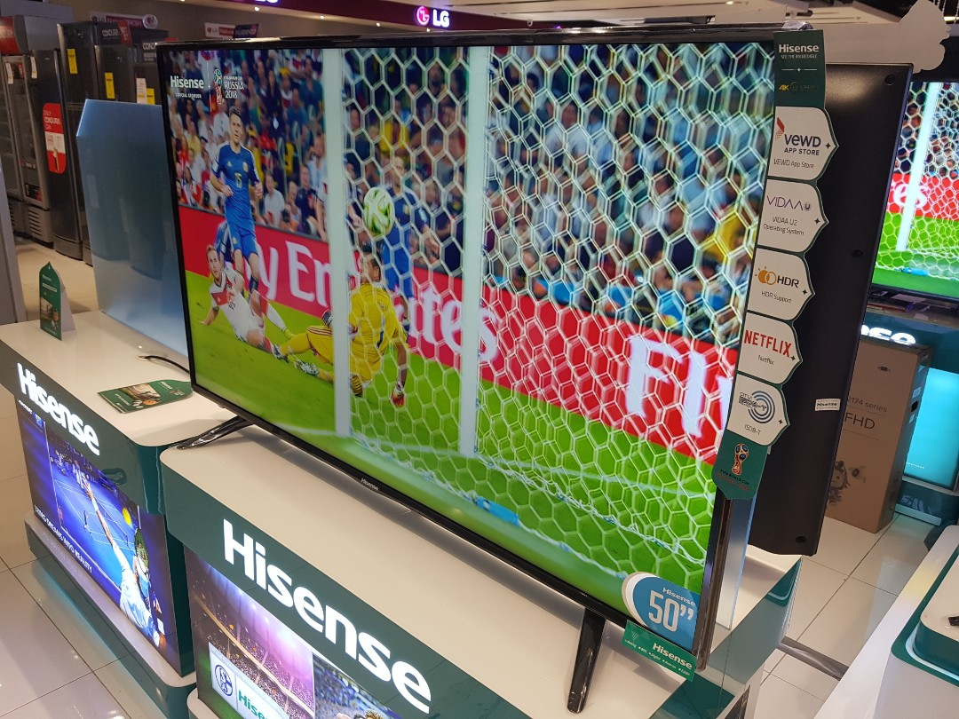 Hisense Digital Smart Full HD 4k UHD TV