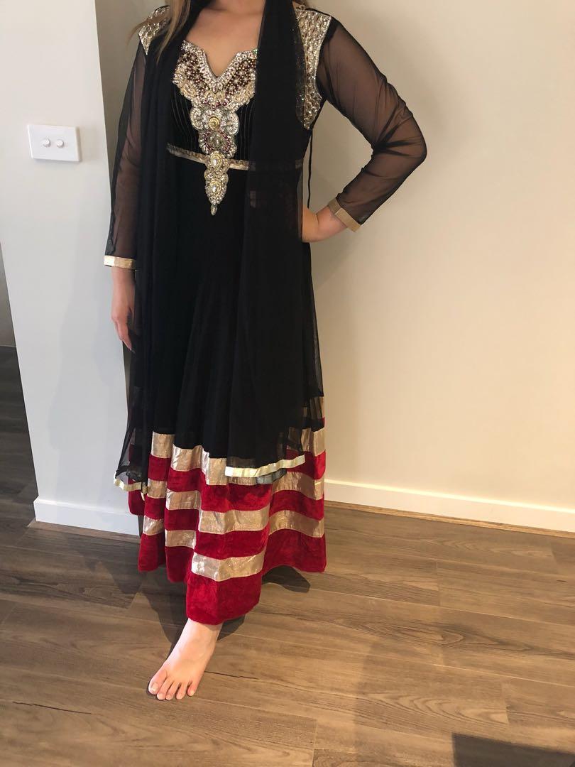 Indian formal dress