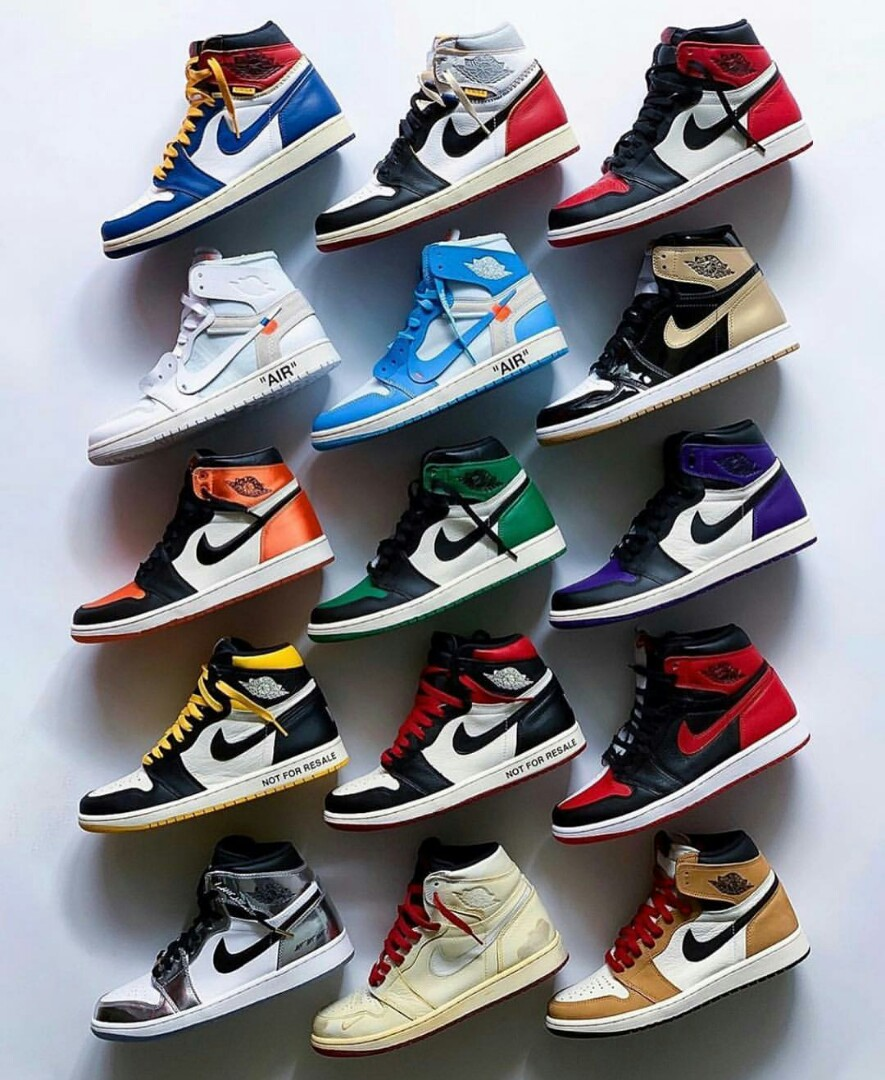 detailed pictures 4d293 a8e0b Jordan 1 UnAuthorized Kicks, Men s Fashion, Footwear, Sneakers on ...