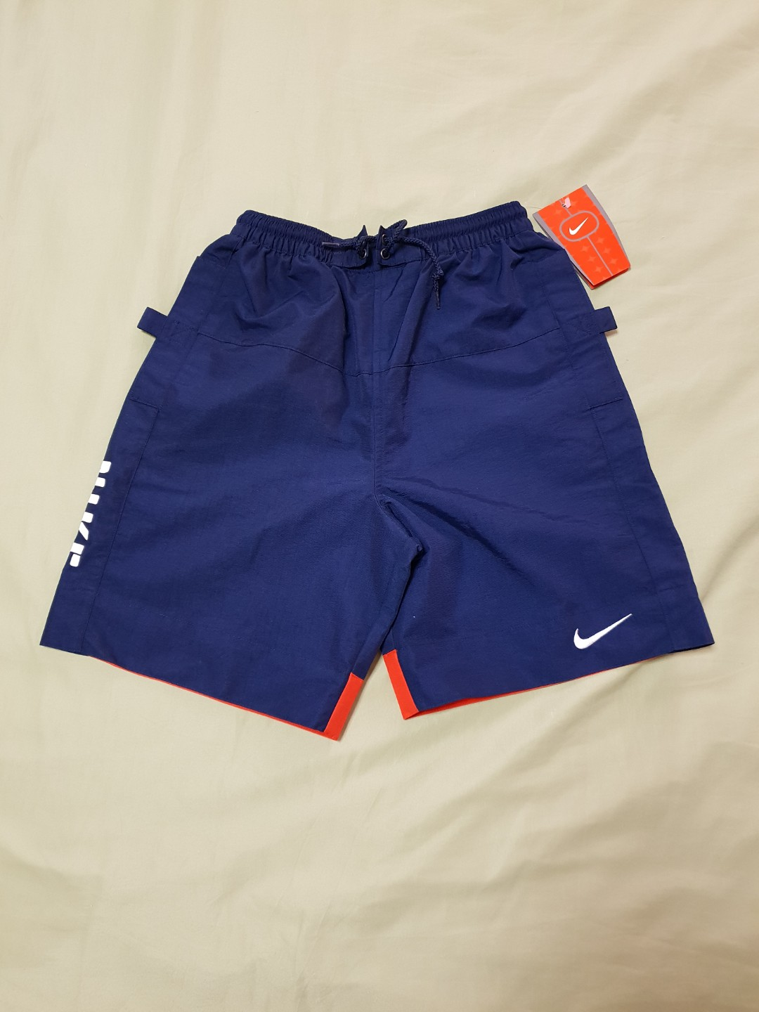 944abb78a Nike Boys Dark Blue Shorts, Size: S, Kid's Clothes, Sports, Sports ...