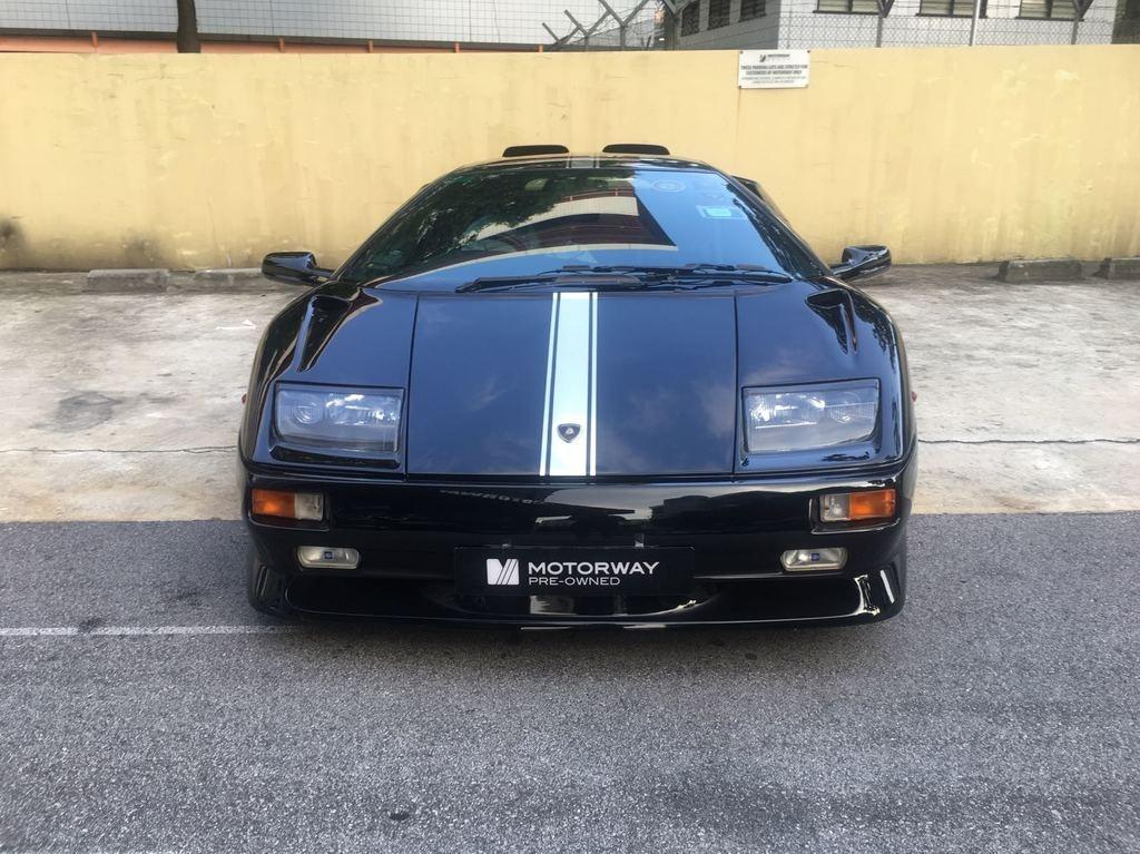 Lamborghini Diablo Sv Cars Cars For Sale On Carousell