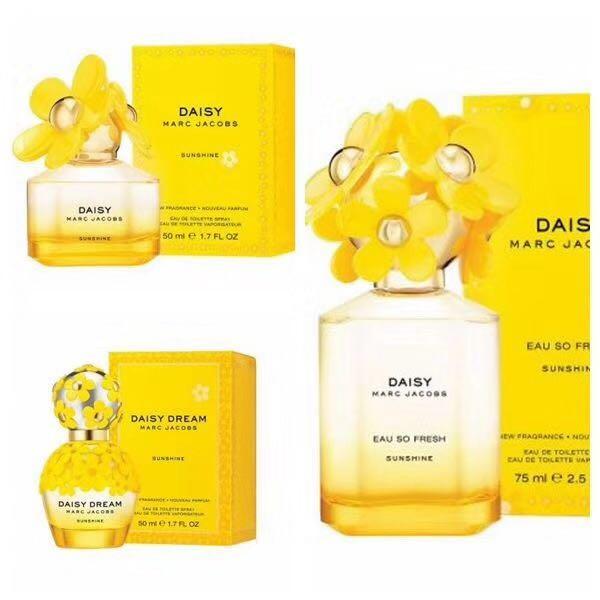 Marc Jacobs Daisy 系列 Sunshine 2019年限量版香水
