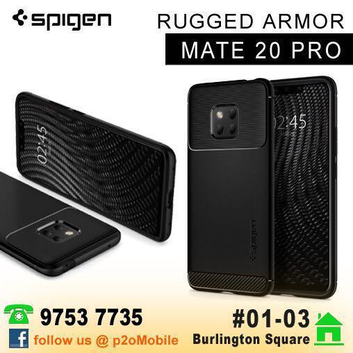 Mate 20] Otterbox Symmetry for Huawei Mate 20, Mobile Phones