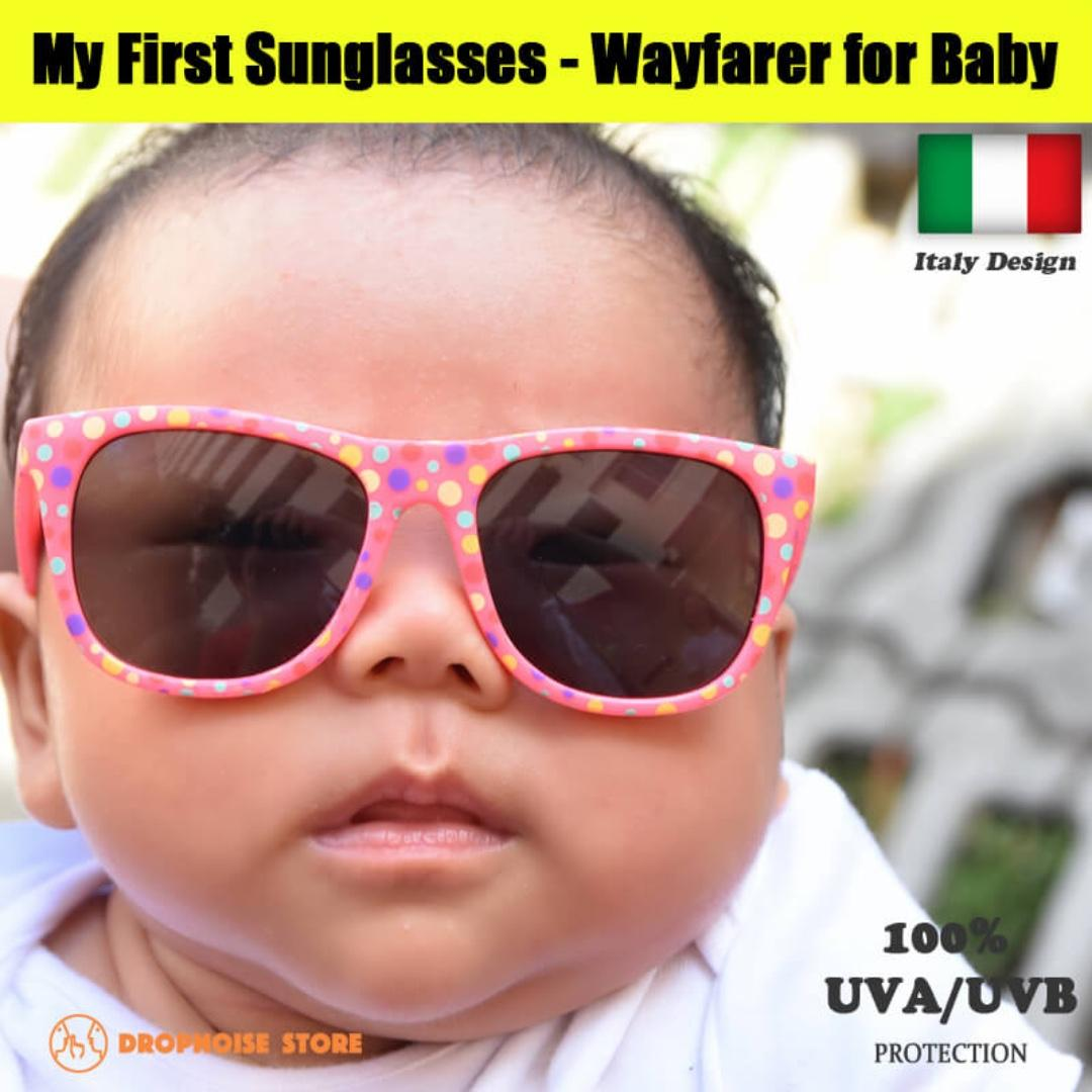 651ccfbafef My First Sunglasses 100% UVA   UVB Protection Polarised Sunglasses for  Babies (0 to 1 Year Old) on Carousell