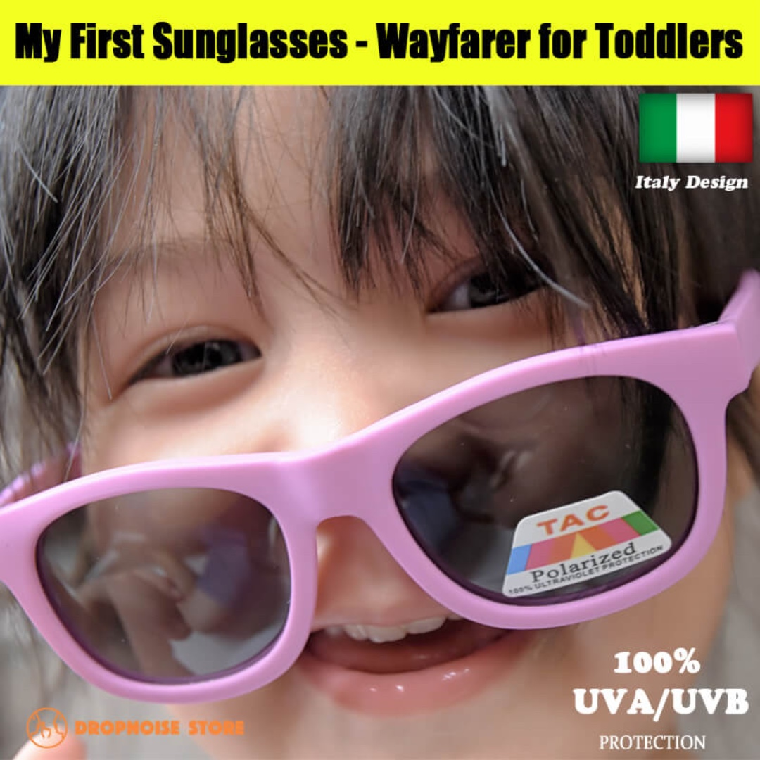 dfb1a1f716b My First Sunglasses 100% UVA   UVB Protection Polarised Sunglasses for  Toddlers (1 to 2 Years Old)