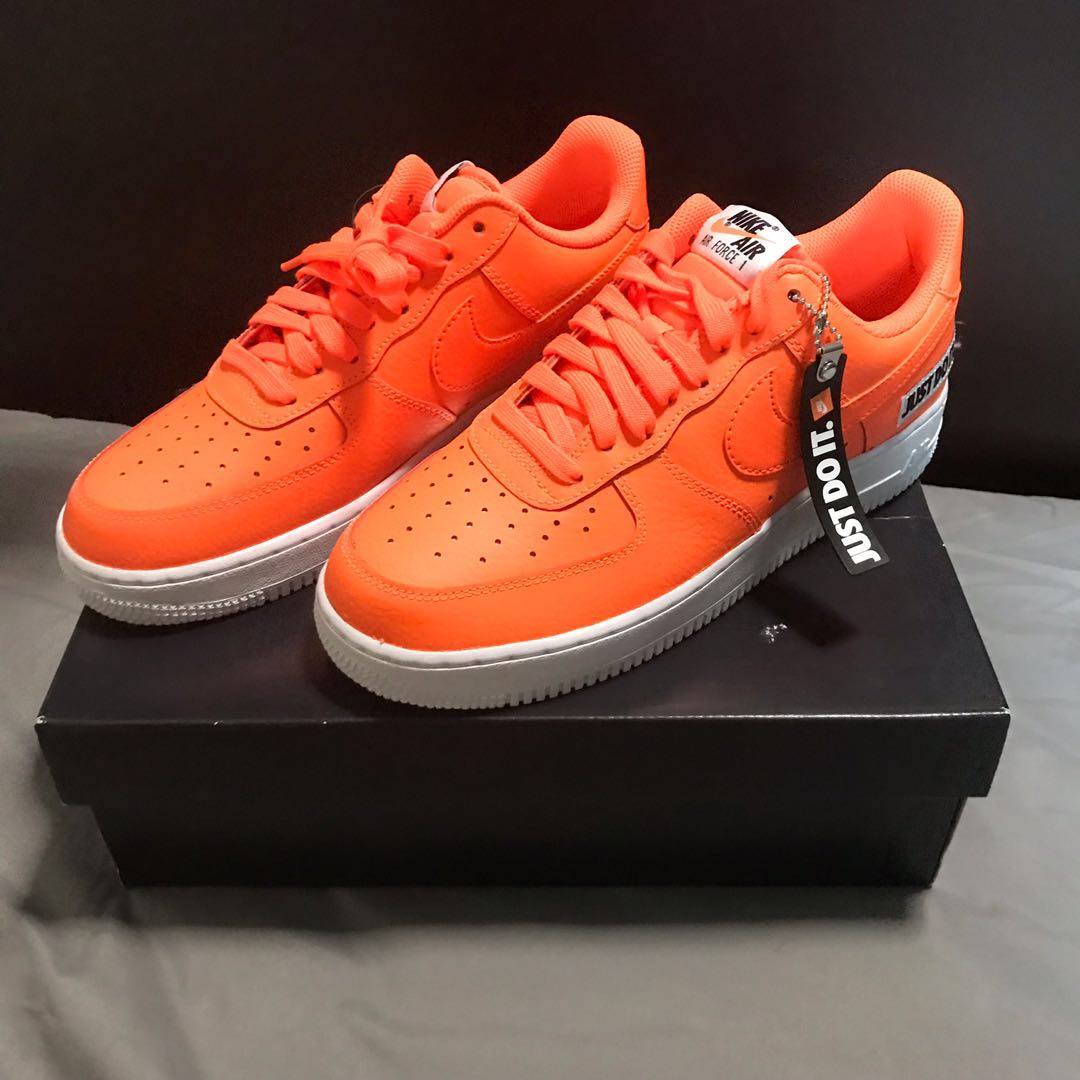 more photos 96595 f83b5 Nike Air Force 1  07 LV8 JDI LTHR, Men s Fashion, Footwear, Sneakers ...