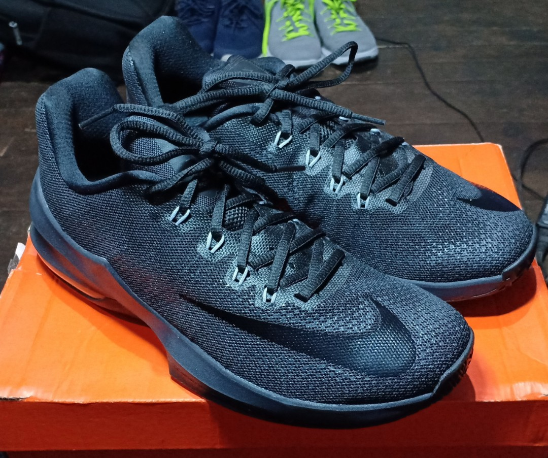 d8c5655f11 Nike Air Max Infuriate Low (Black Anthracite) Size US 9, Men's ...