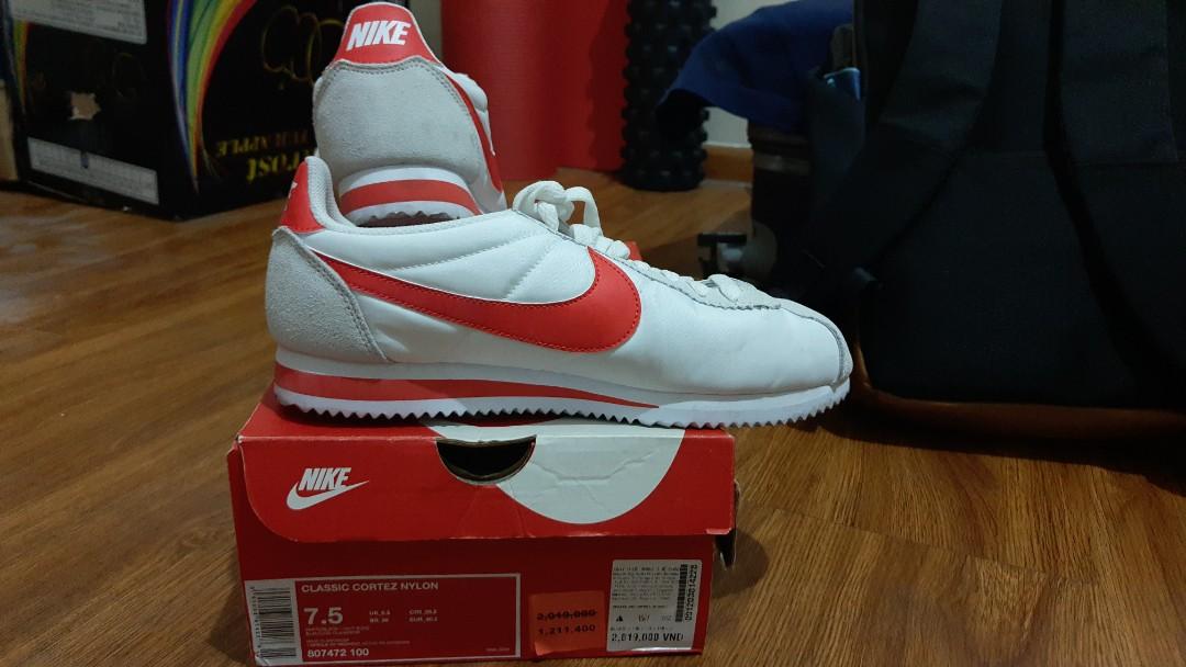 f310ae68b Nike Classic Cortez Nylon Men and Women