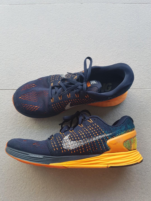 793a2f4da513d Nike Lunarglide 7 Obsidian colourway