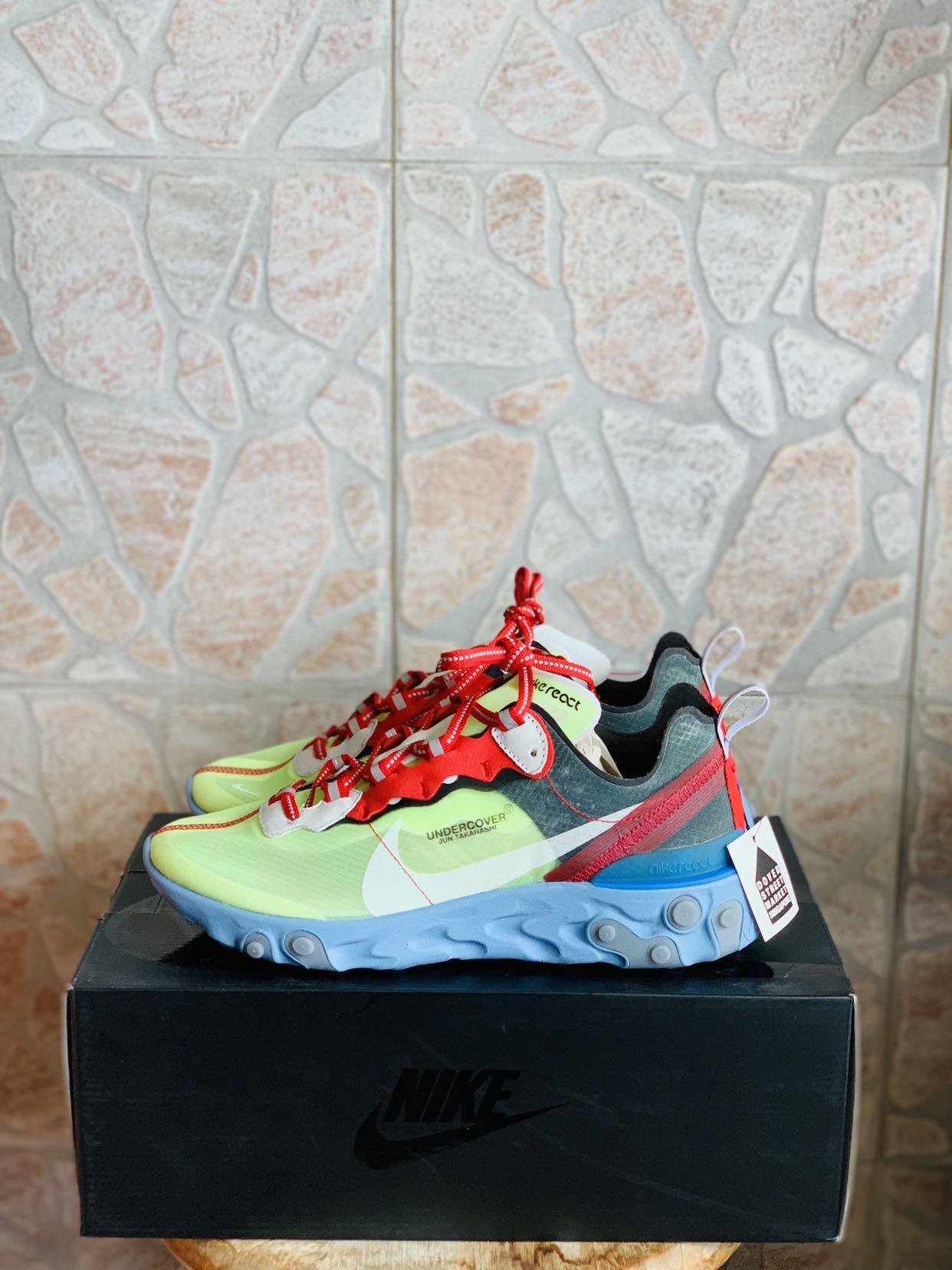 Nike React Element 87 Undercover x Jun