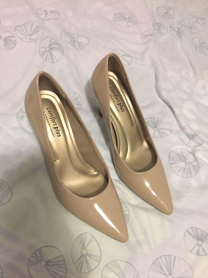 Nude Heels (Mid-heels)