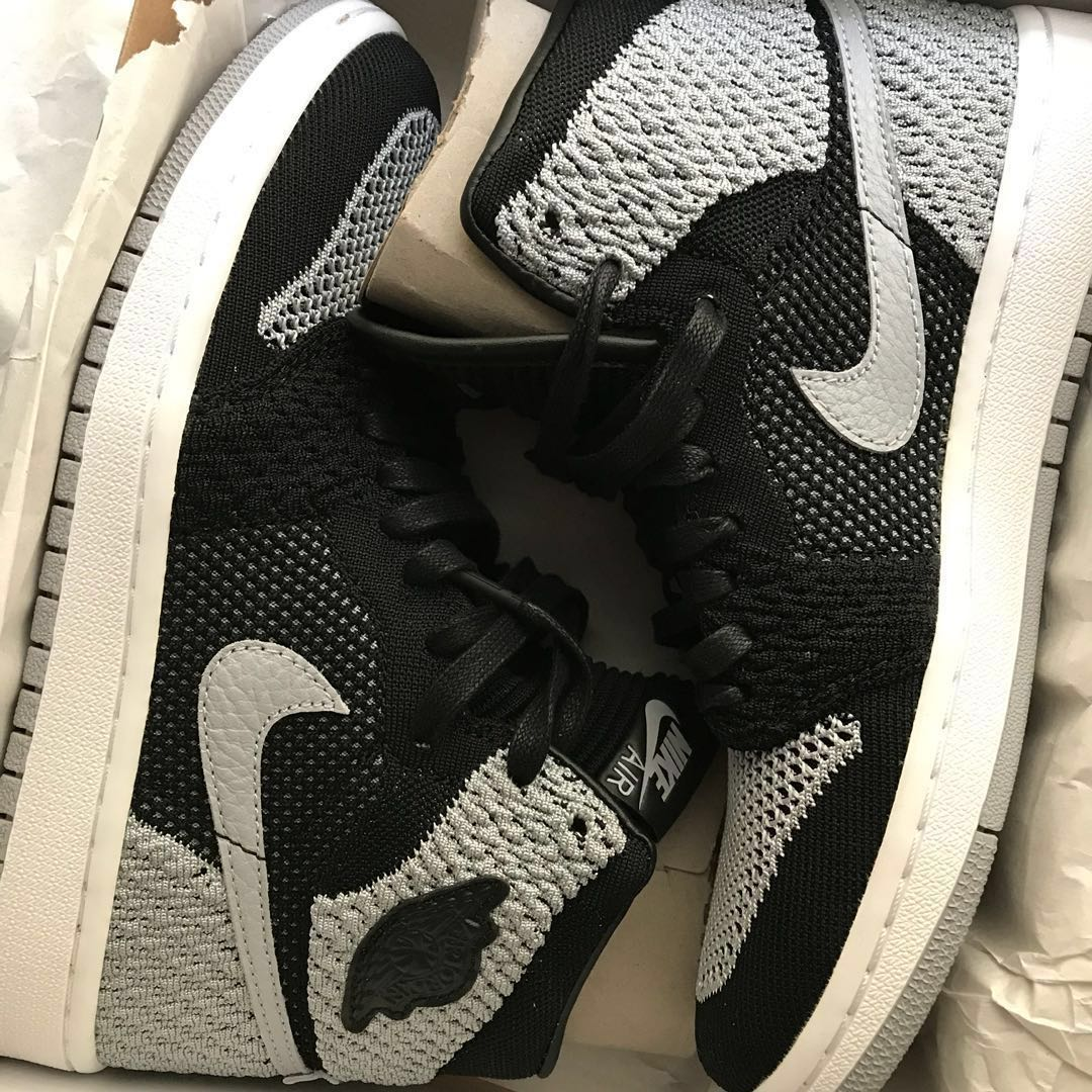 "b2e9b1c0b59c2 REPRICED!!! Air Jordan 1 Retro High Flyknit ""Shadows"""