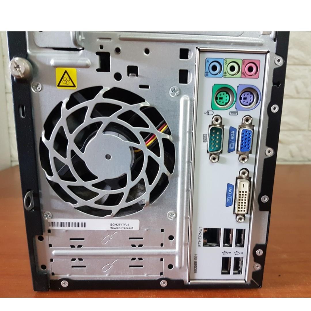 Speedy SSD i5 Gen3 CPU] HP Pro 3330 MT: SSD + HDD! (Core i5