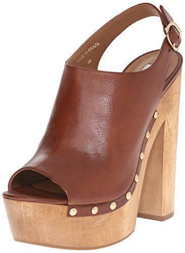 7625c0b0acc Steve Madden Women s Slingshot Peep-toe Platform Heel