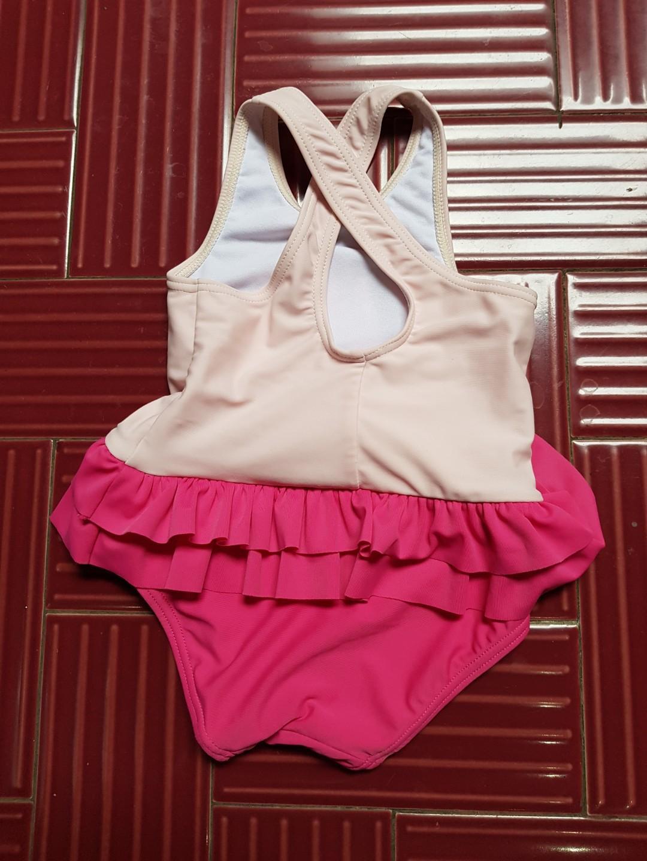 Swimsuit flamingo
