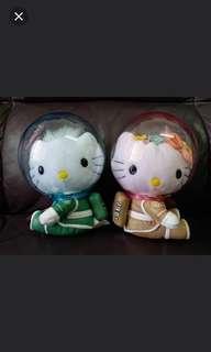 Hello Kitty太空 公仔