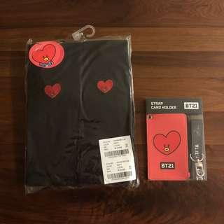 [WTS/INSTOCKS] bt21 tata grabbag/ set!