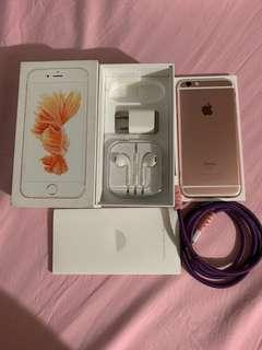 iPhone 6s 64gb Factory Unlocked Complete Lady Owned