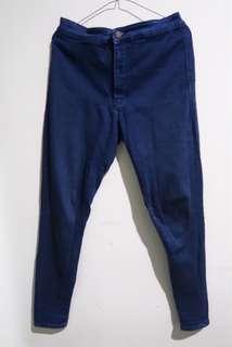 Preloved Jeans Highwaist INKEY JEANS ORIGINAL