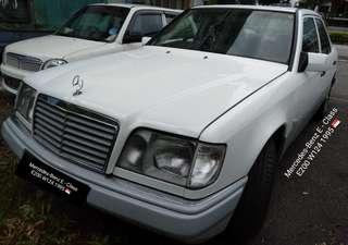 Mercedes Benz E200 W124 1995🇸🇬