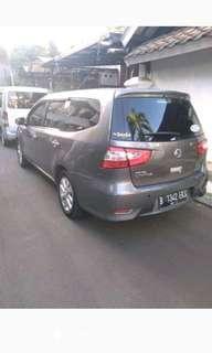 Nissan grand livina 2013 new model 2013/2014