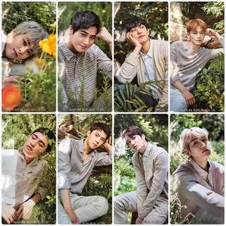 EXO Nature Republic Posters