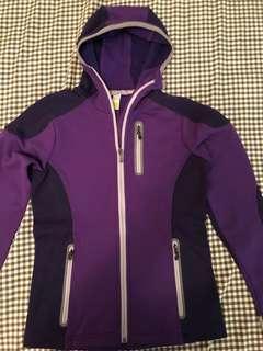 Women's Smartwool hooded sweater jacket