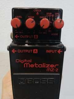 BOSS MZ-2 (Made in Japan)