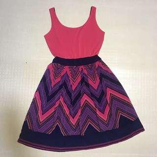 IT GIRL semi formal prom dress (pink)