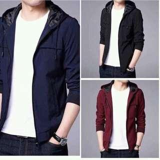Korean Fashion Hoody Jacket High Quality